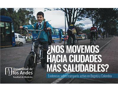 ¿Nos movemos hacia ciudades más saludables? Evidencias sobre transporte activo en Bogotá y Colombia