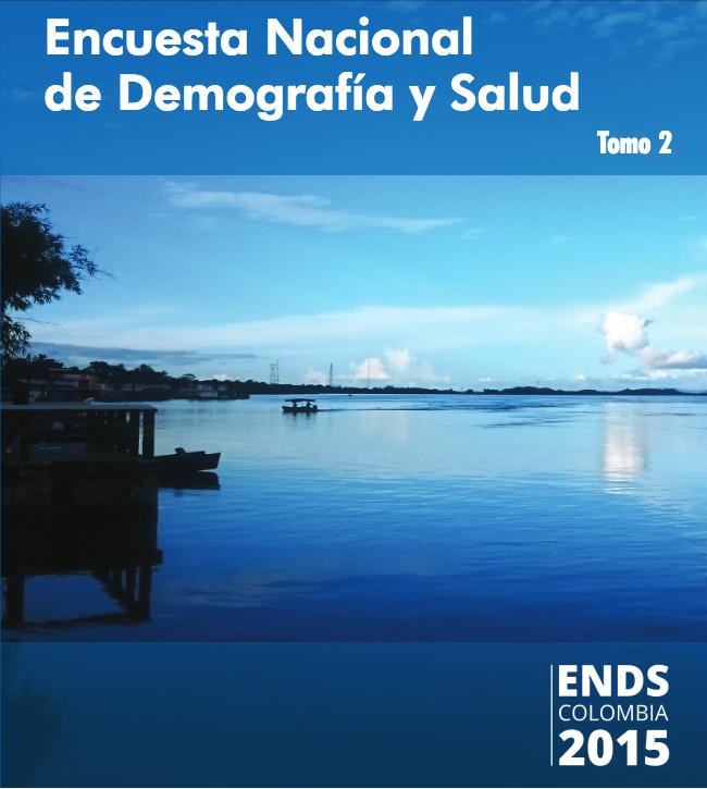 Encuesta Nacional de Demografía y Salud 2015