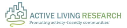 Imagen Logo Active Living Research