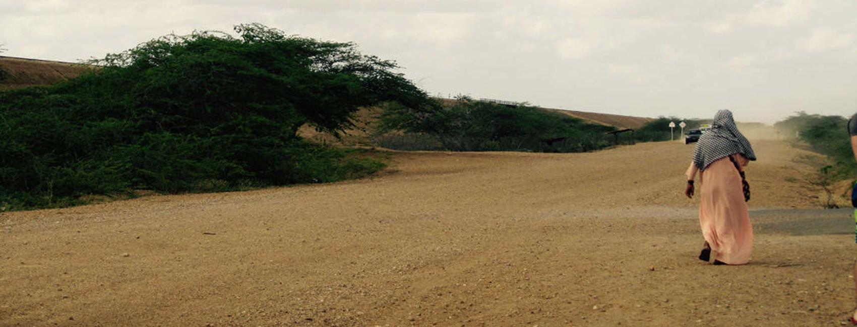 Ensamble investigaciones Foto mujer en la Guajira Colombiana