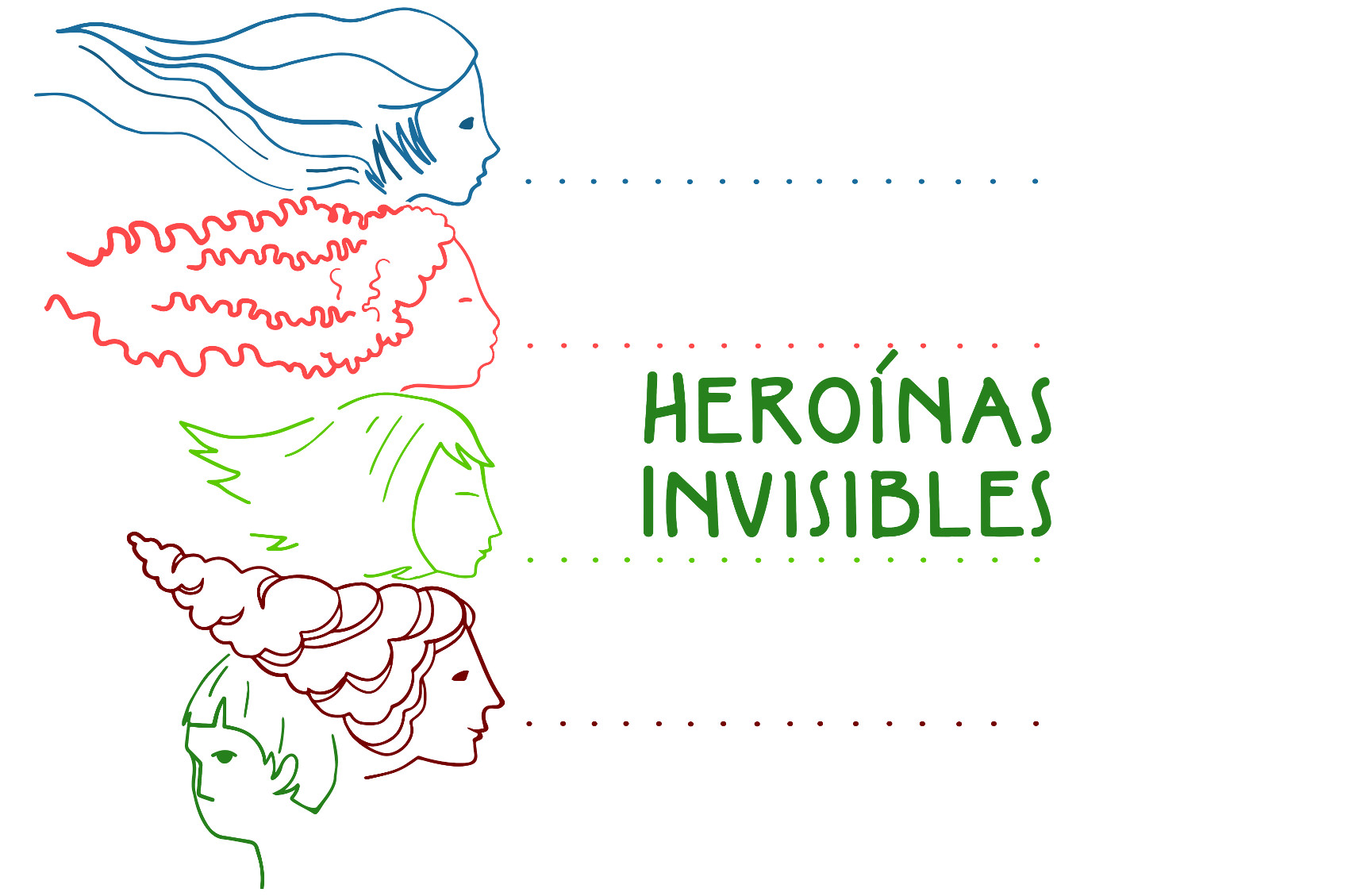 Heroinas Invisibles vertical